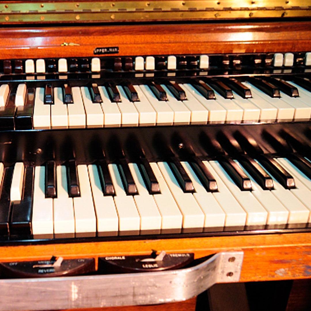 Hammond RT-3 Organ