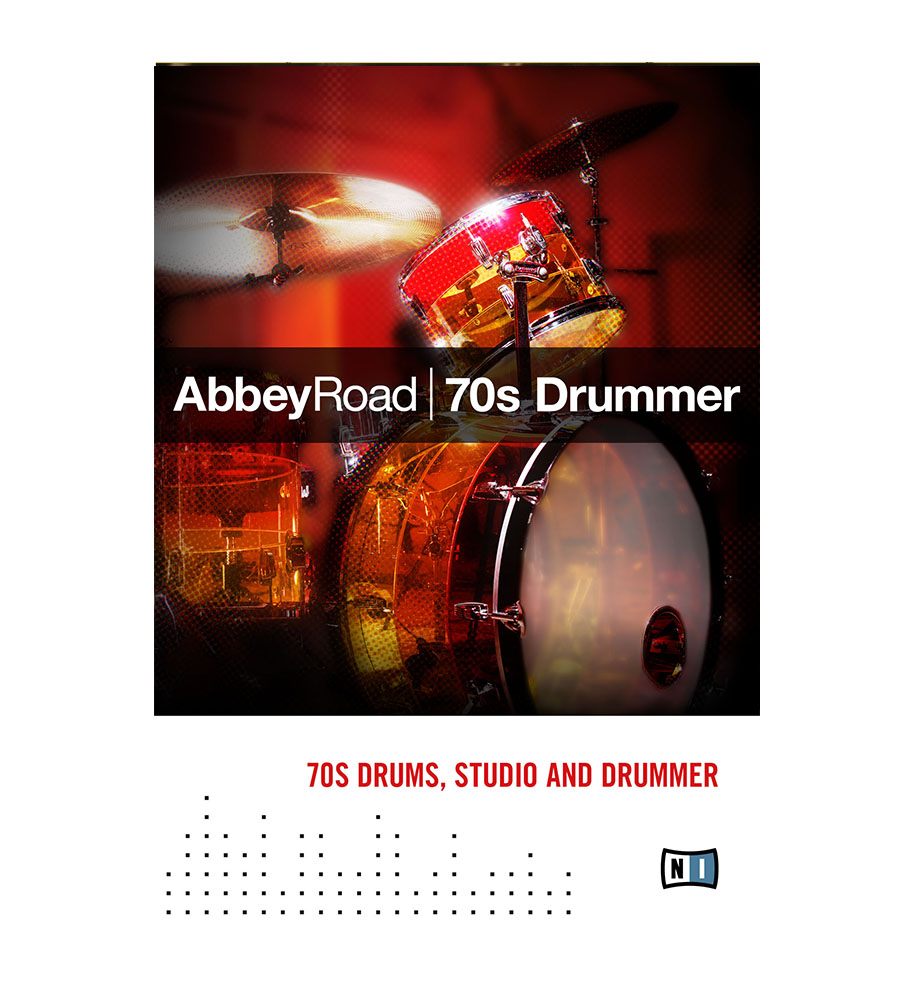 ABBEY ROAD 70'S DRUMMER
