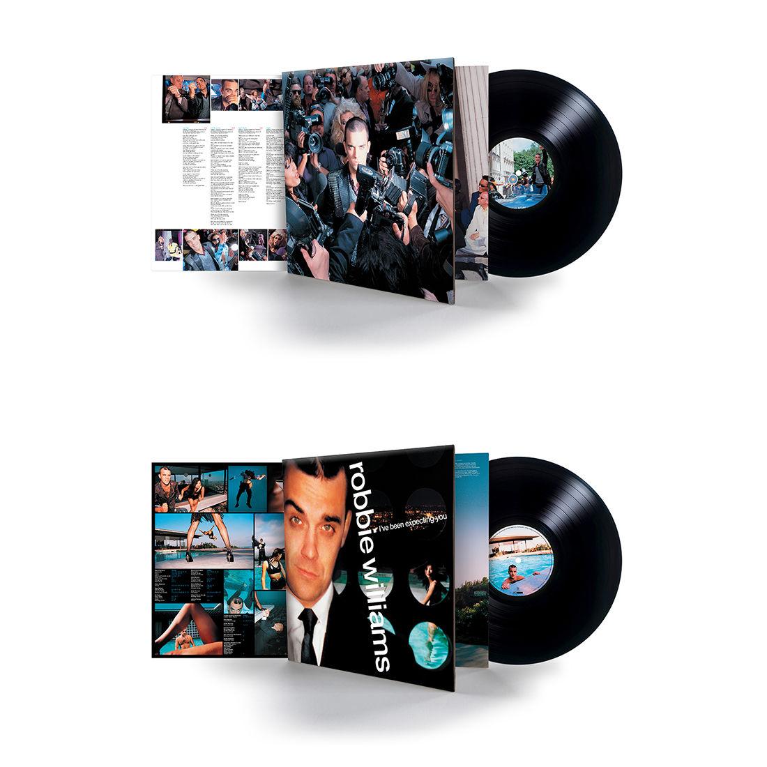 Life Thru A Lens + I've Been Expecting You Vinyl Reissue Bundle