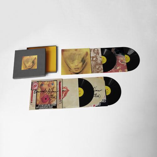 Goats Head Soup 2020 Super Deluxe Vinyl Box Set