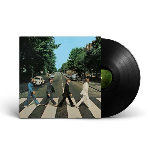*Abbey Road* - The Beatles