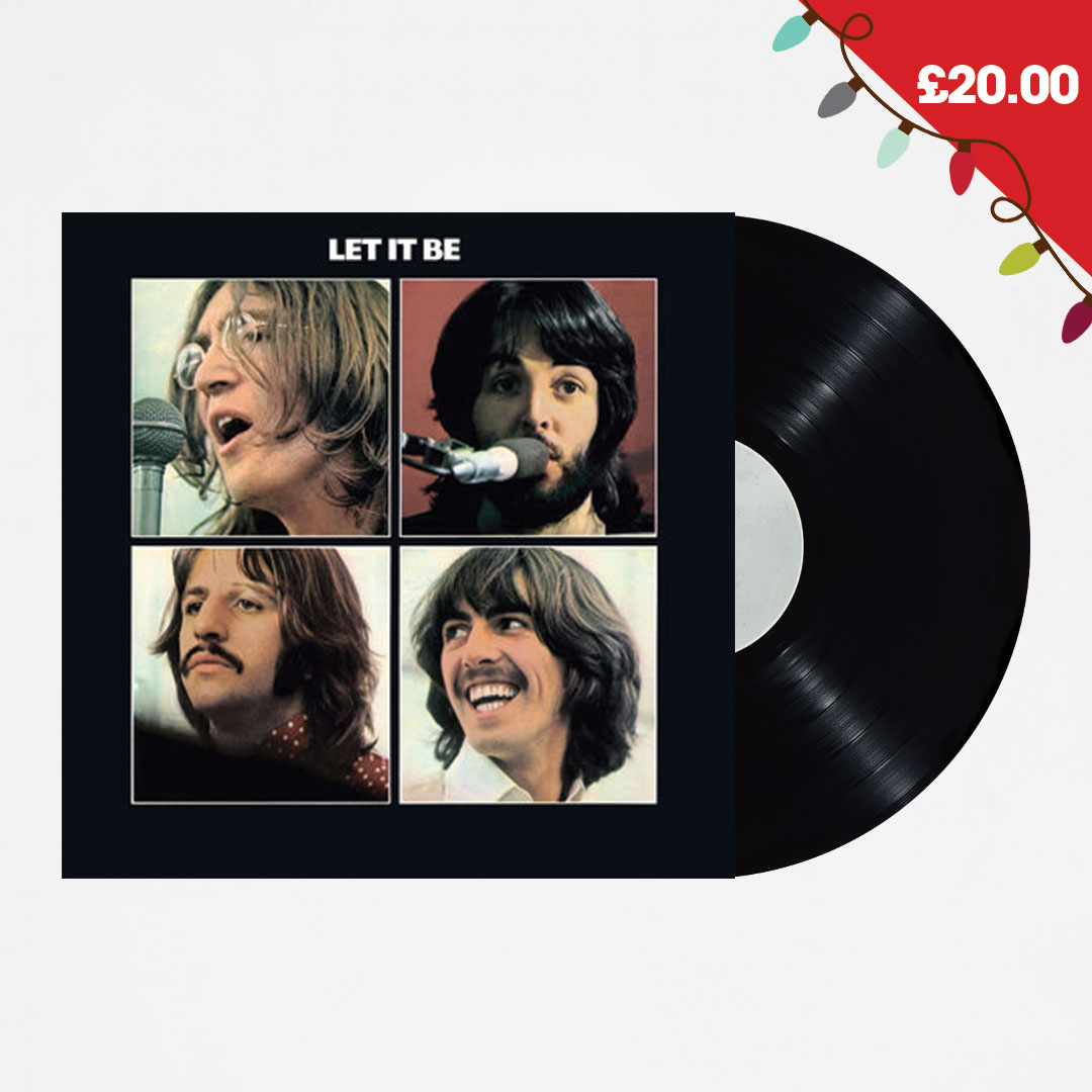 Let It Be (Stereo 180 Gram Vinyl)