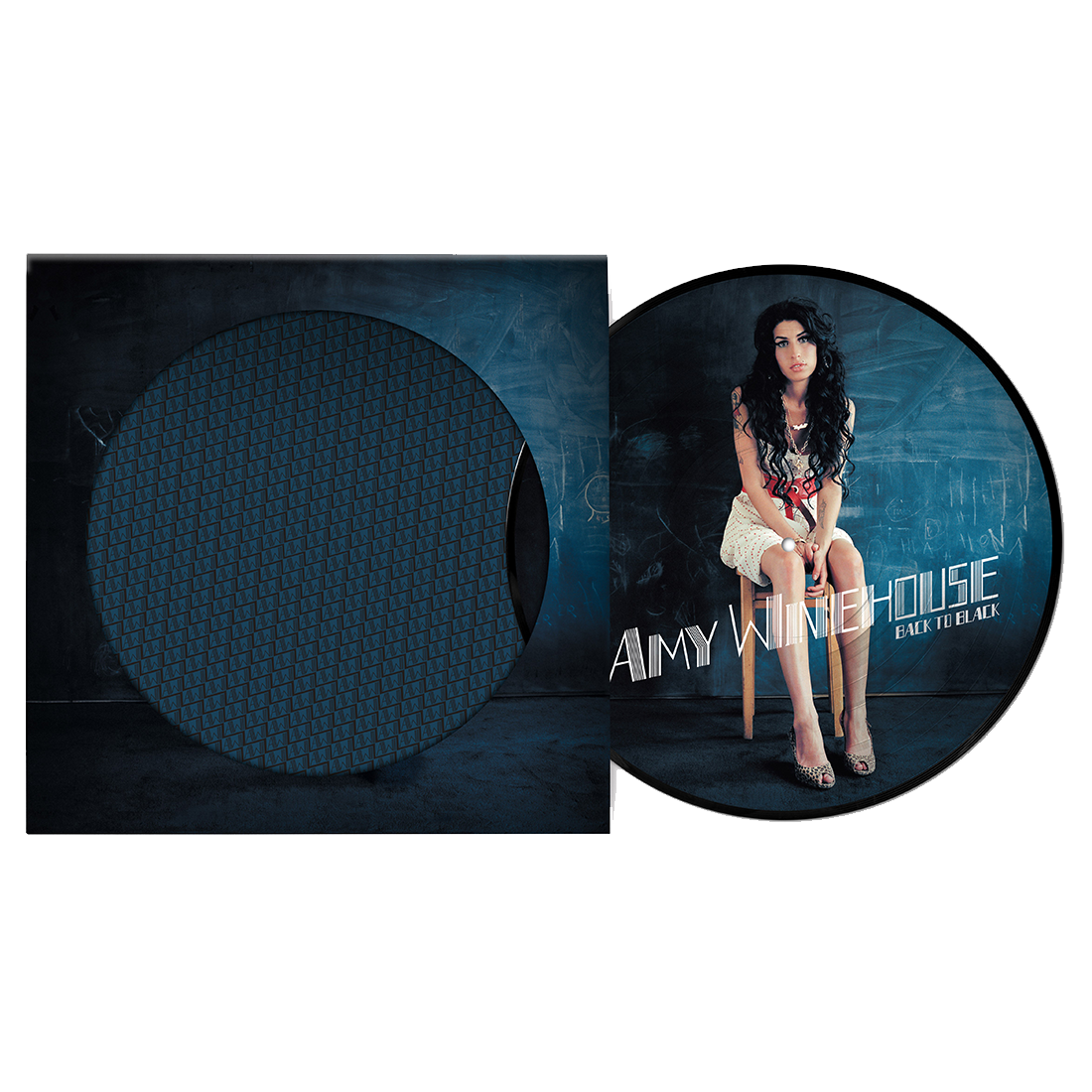 Back To Black: Limited Edition Picture Disc