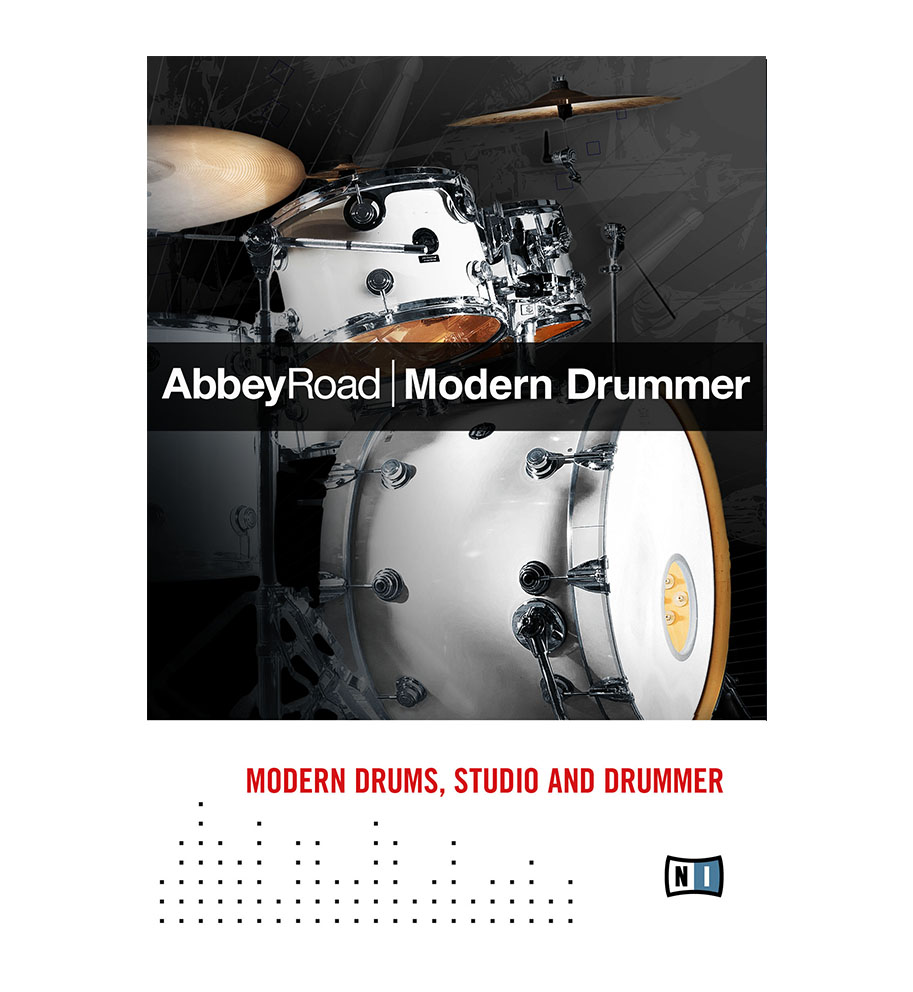 ABBEY ROAD MODERN DRUMMER