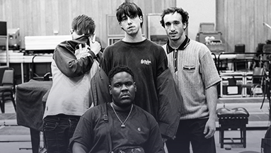 Brockhampton at Abbey Road
