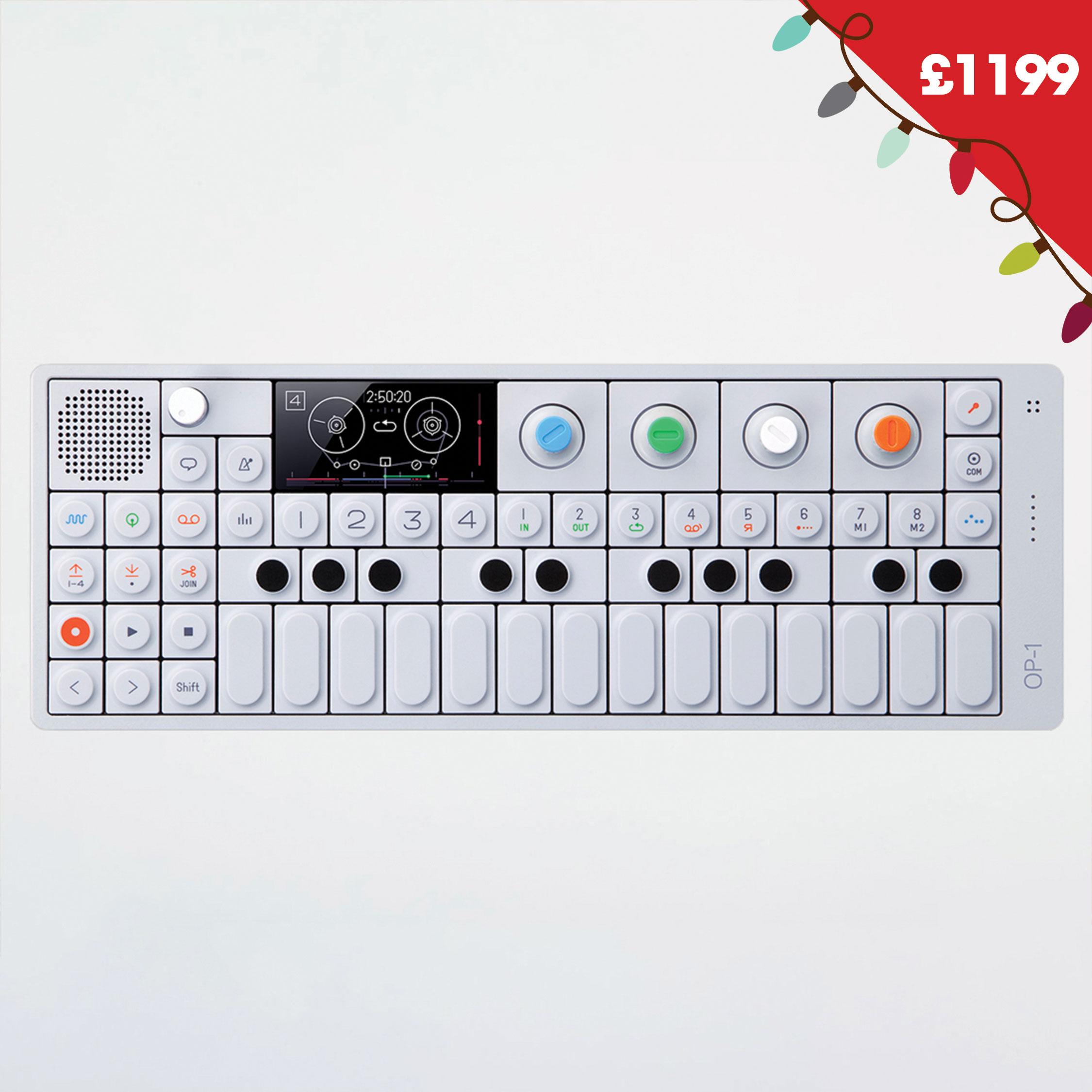OP 1 Digital Synthesizer