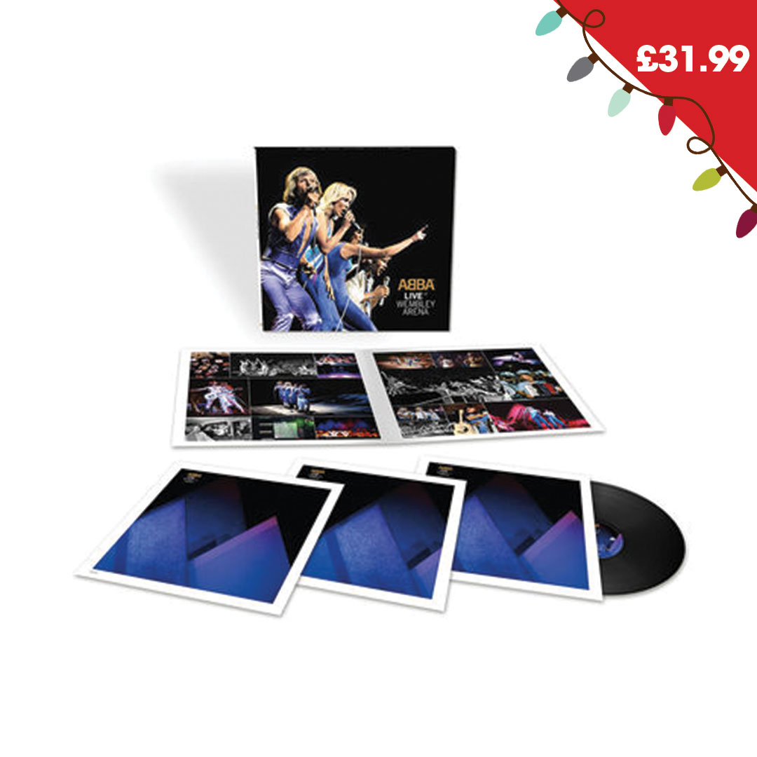 Live At Wembley Arena: Triple Vinyl