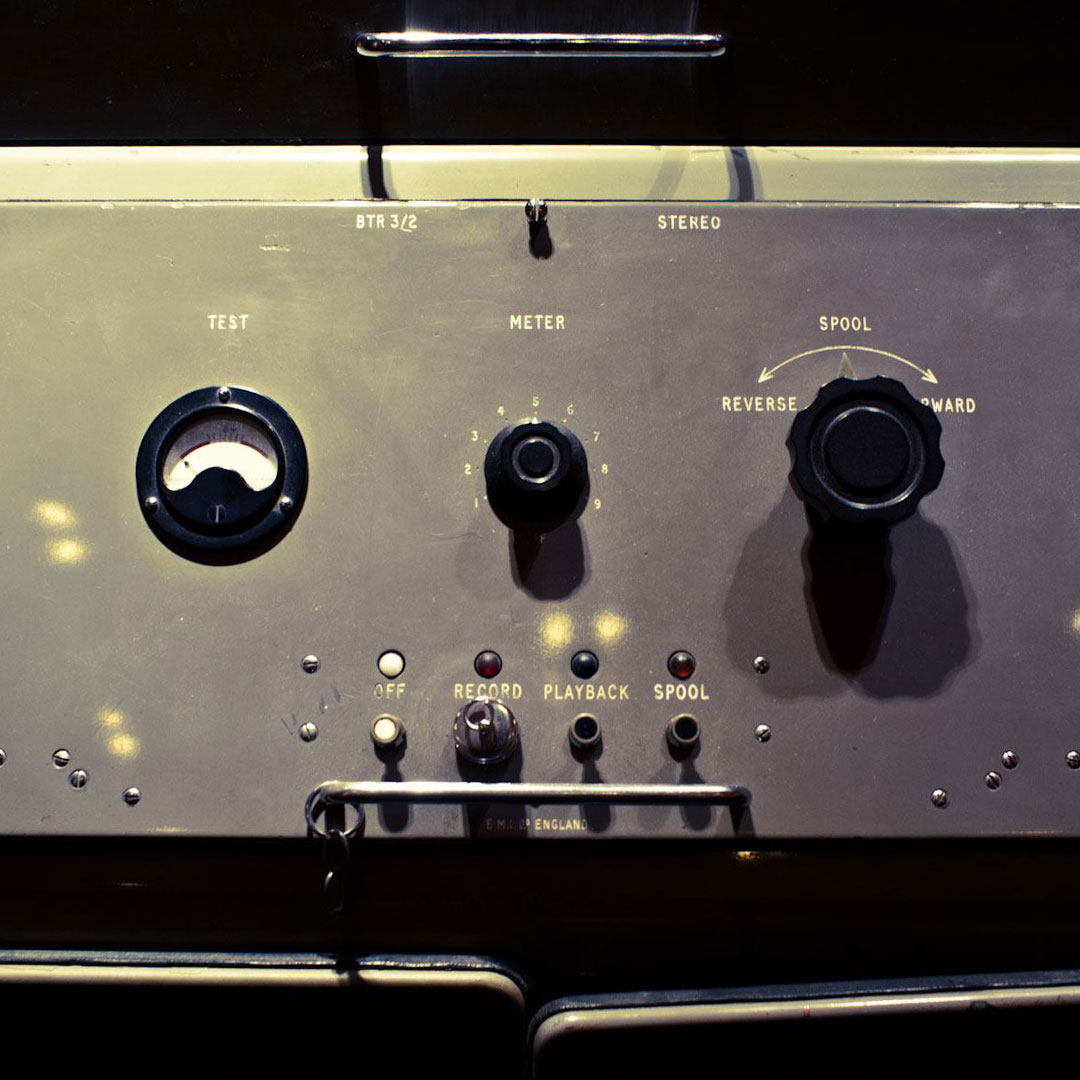 BTR 3 Stereo Recorder (1959-1970)