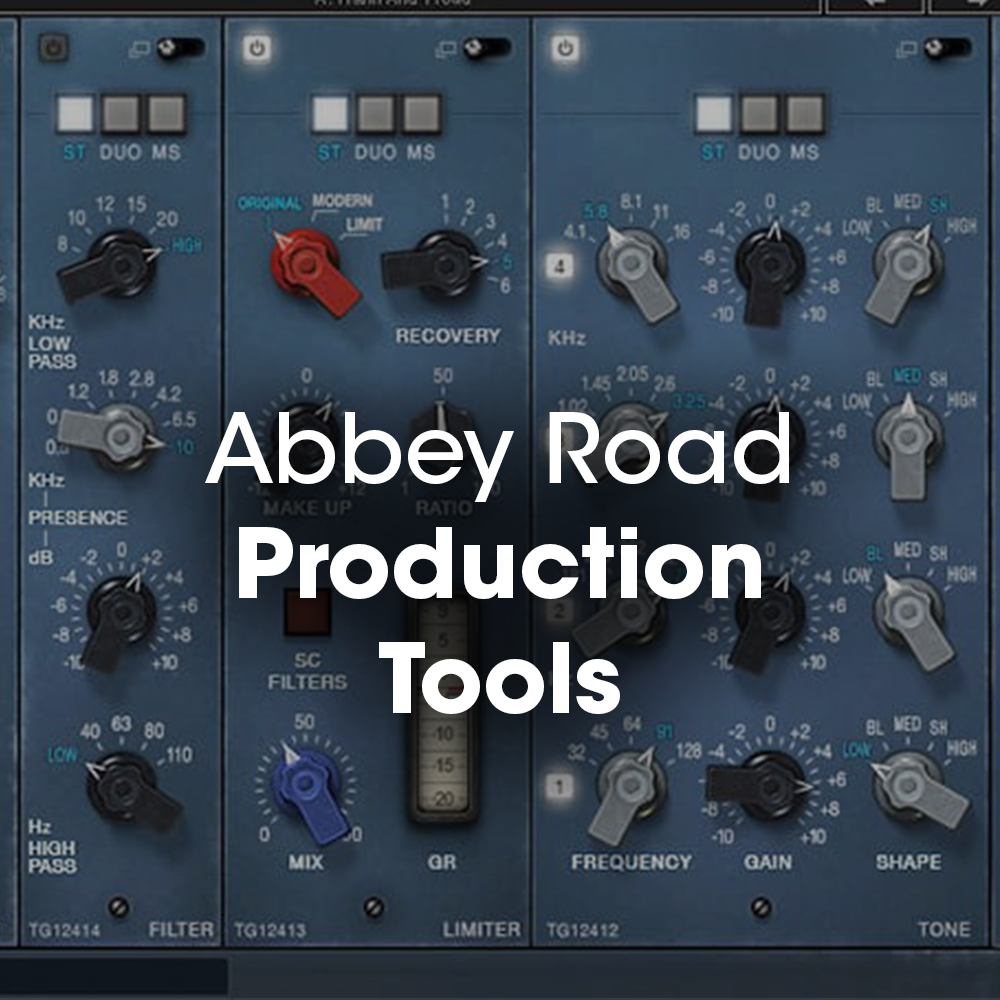 Introducing Abbey Road's Production Hub