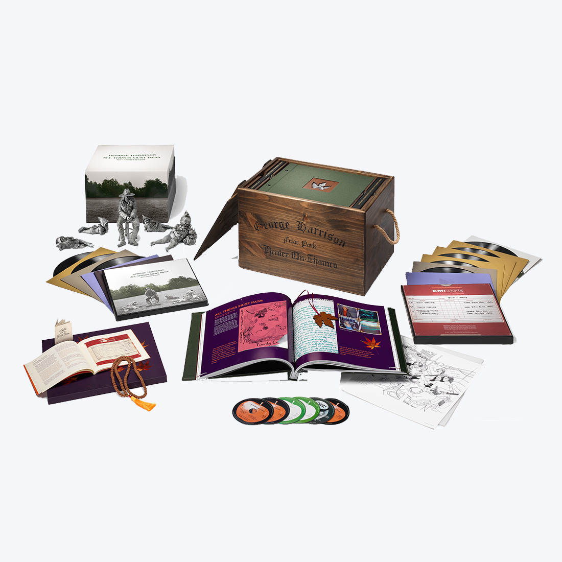 All Things Must Pass: Exclusive Uber Deluxe Box Set