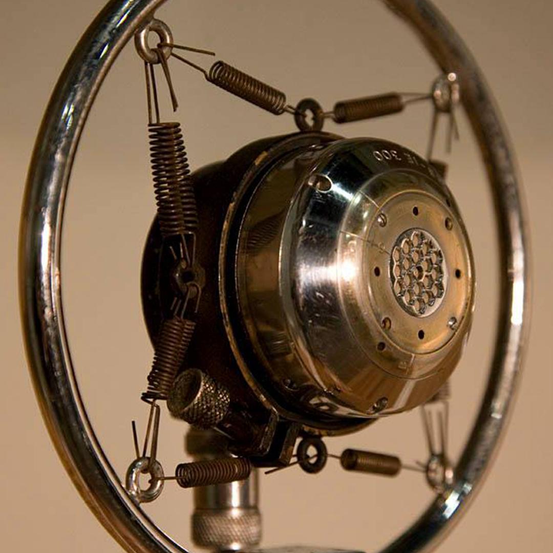 HB-1E Microphone (1930s)