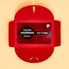 Online Mastering Gift Card