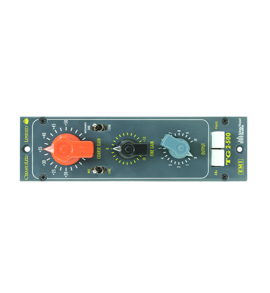 TG2-500 PRE AMP