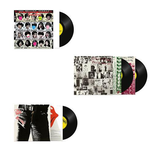 Half-Speed Master 3 Album Bundle