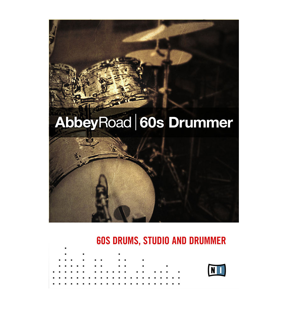 ABBEY ROAD 60'S DRUMMER