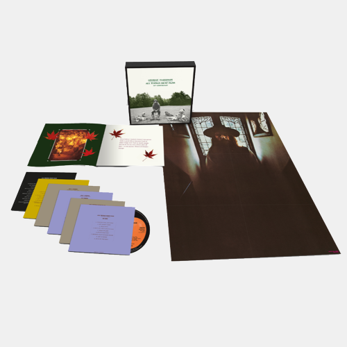 All Things Must Pass: Super Deluxe 5CD