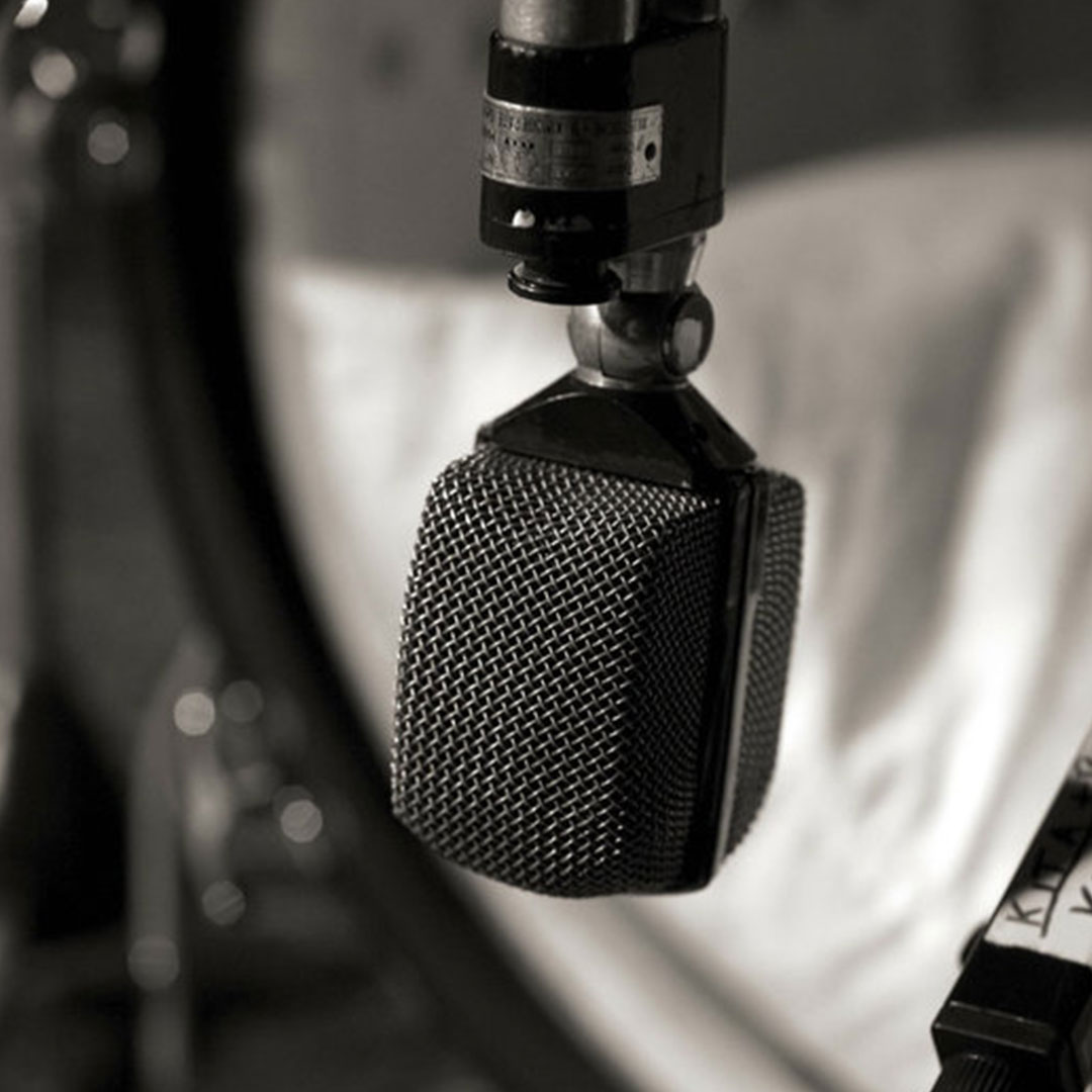 AKG D20 Microphone (1960s)