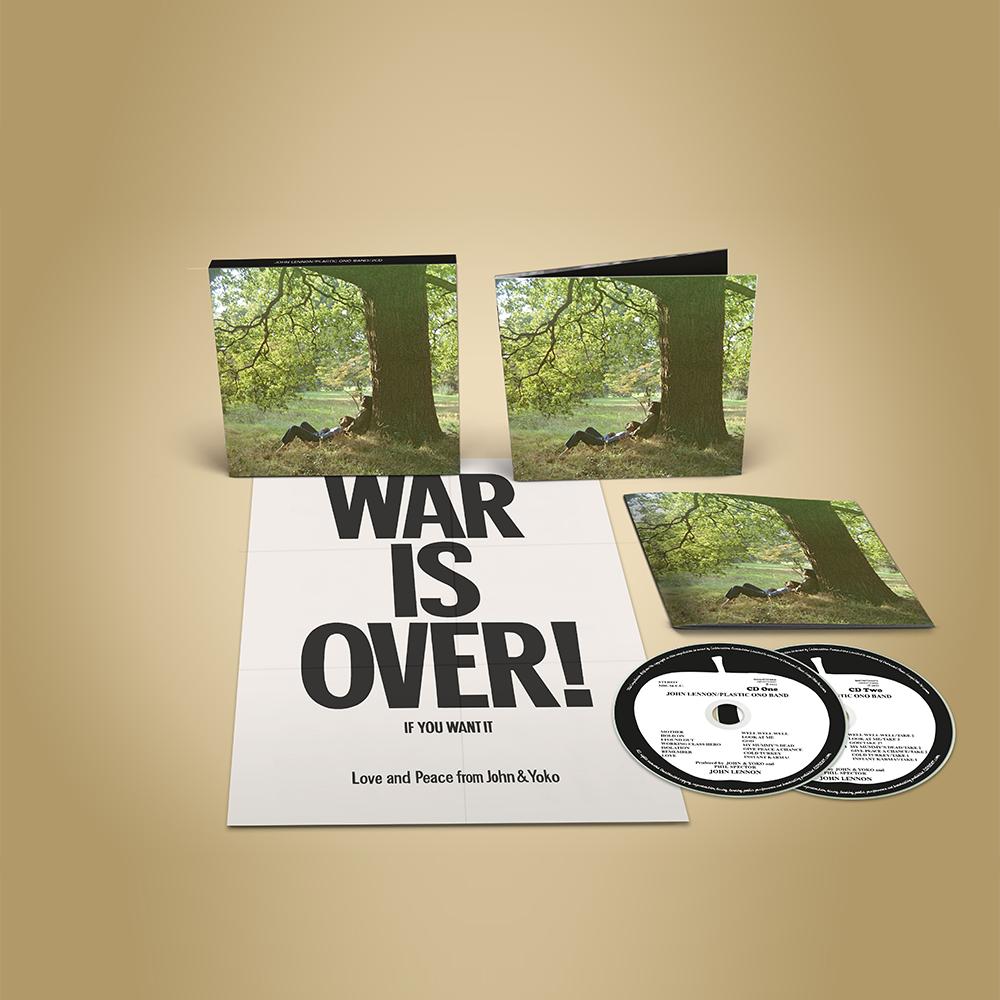 John Lennon/Plastic Ono Band (The Ultimate Mixes) - 2CD