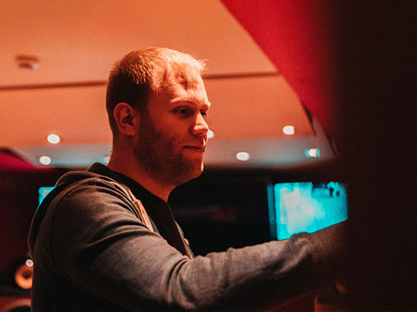 Abbey Road Recordist Matt Jones