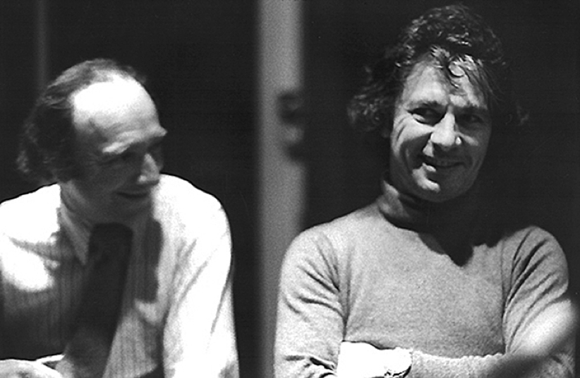 Eric Tomlinson and Maurice Jarre worked together on a number of films