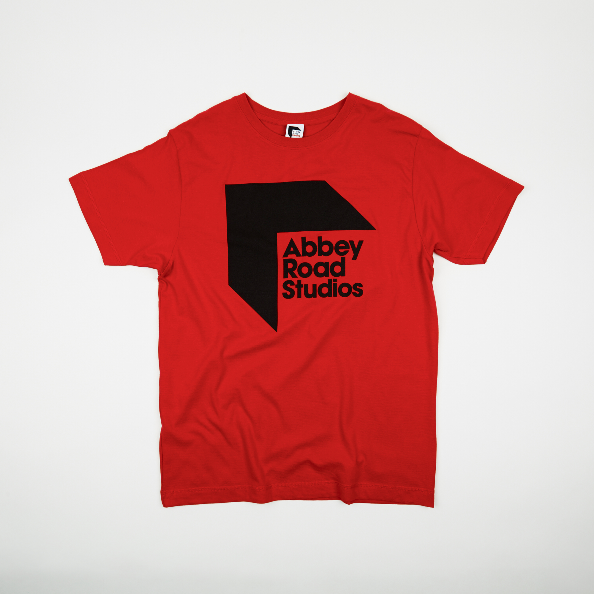 Red Abbey Road T-Shirt