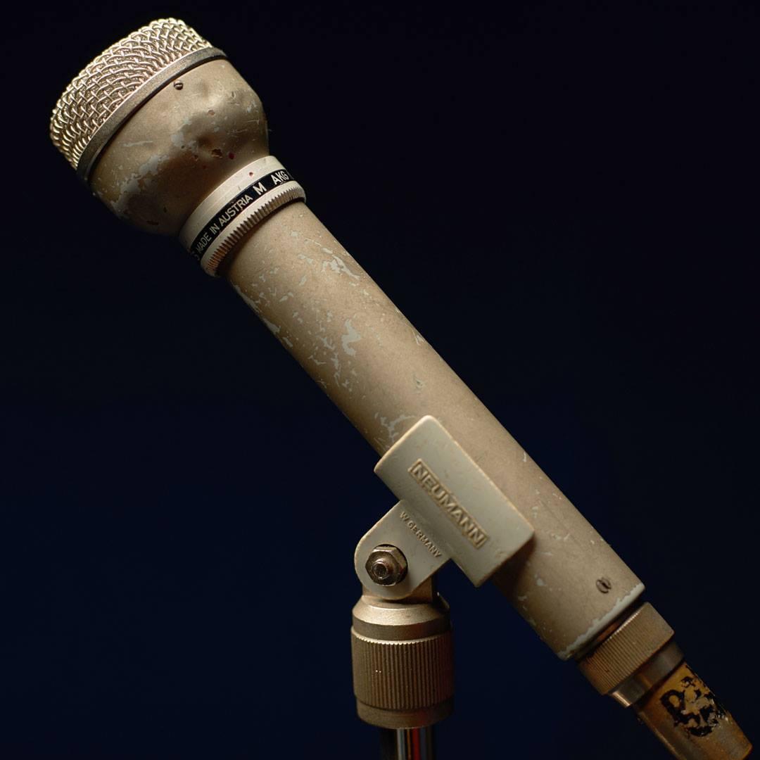 AKG D19 Microphone (1960s)