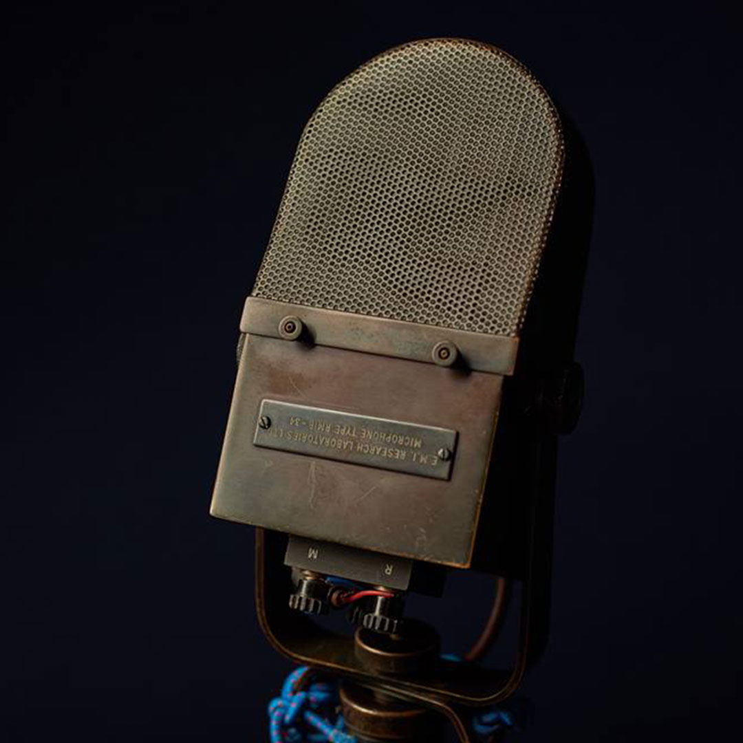 EMI RM1B-34 Microphone (1930s)