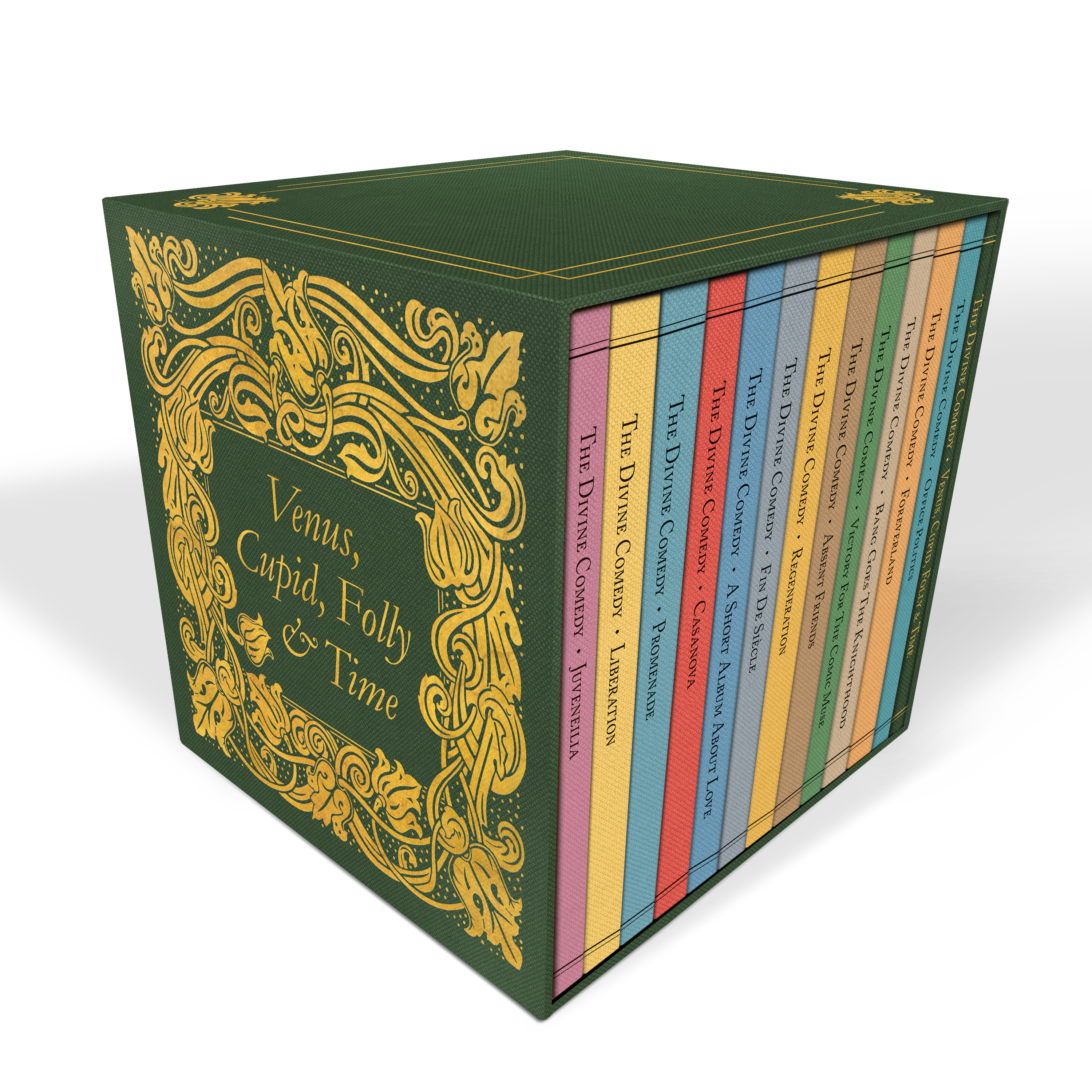 Venus, Cupid, Folly and Time - Thirty Years of The Divine Comedy CD Boxset
