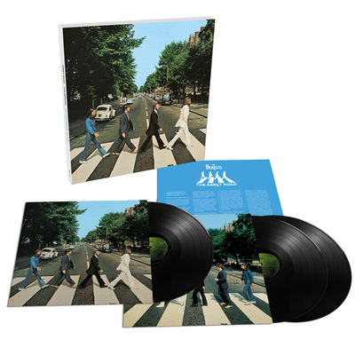 Abbey Road Anniversary Super Deluxe Edition (3LP) Box