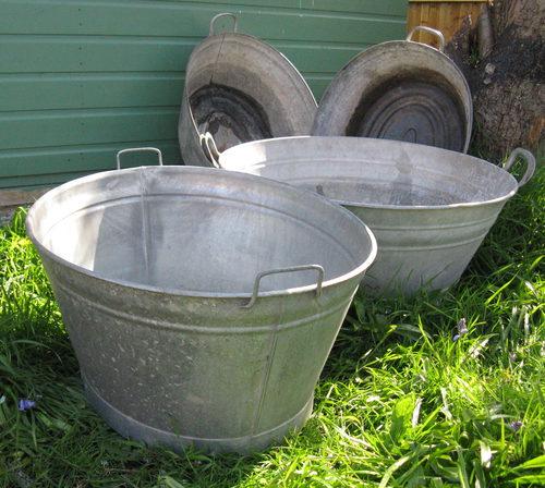 Antiques Atlas Vintage Tin Baths