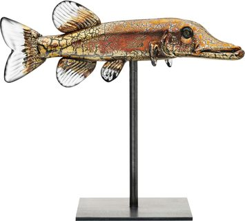 In Still Water 2 Sculpture Fish
