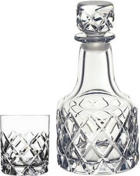 Sofiero Decanter / 4-pack Whiskey