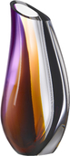 Orchid Vase Lilac/Amber Small