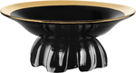 Sugar Dandy Grande Black Dish