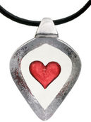 Heart Necklace Large