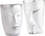Kubik / Electra Glas Clear 2-pack