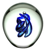 Magic Paper Weight Blue
