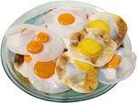 Dish With Eggs