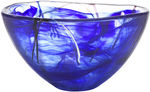 Contrast Bowl Medium Blue