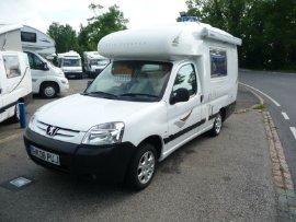 Auto-Sleepers Mezan  Small Motor Caravan with F/S/H Motorhome
