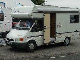 Herald Squire Motor Caravan Motorhome