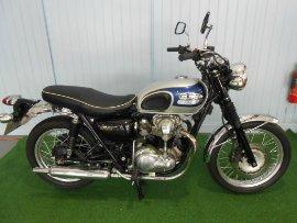 Kawasaki W 650 C4 Motorcycle
