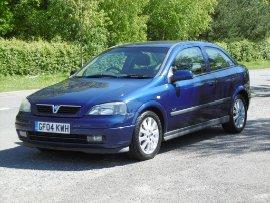 Vauxhall Astra 1.6 SXi 16v Twinport 3dr Hatchback