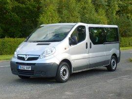 Vauxhall Vivaro 2.0 CDTi 9 Seat Combi LWB MPV