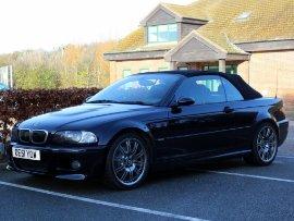 BMW M3 3.2i Convertible