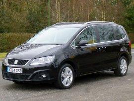 SEAT Alhambra 2.0 TDi CR SE Automatic Seven Seater MPV