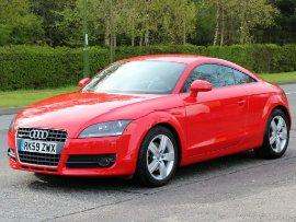 Audi TT 2.0 TDi Quattro Coupe Coupe