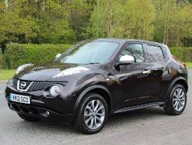 Nissan Juke 1.5 dCi Shiro 5 Door Hatchback
