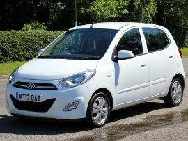 Hyundai i10 1.2 Active 5 Door Hatchback
