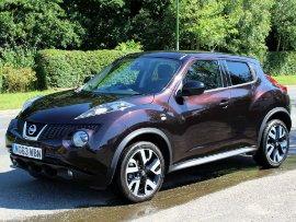 Nissan Juke 1.6 N-Tec Automatic 5 Door Sports Utility Vehicle